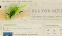 All for design..