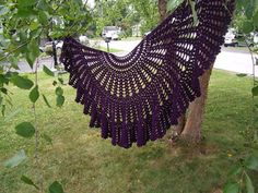 Crochet Pattern Name: Be a Friend Shawl Pattern by: Joyce Nordstrom Pattern Published in Red Heart North America (Free Patterns)