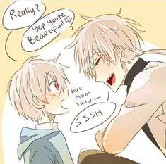 Yeah you are beautiful ^^