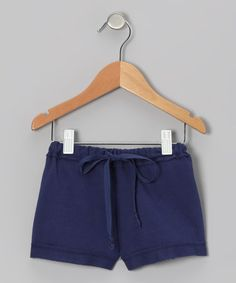 Take a look at this Indigo Shorts - Toddler & Girls by Out of Control on #zulily today!