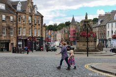 Excursión a Linlithgow desde Edimburgo. Visita el Linlithgow Palace, pasea por el canal y explora el núcleo urbano.