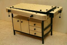 Столярные верстаки и столы