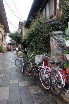 Kyoto, Bicycle, Japan, Bike, Okinawa Japan, Bicycle Kick, Trial Bike, Bicycles
