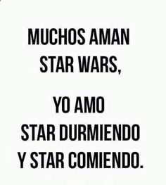 Star Wars jaja mi hermana