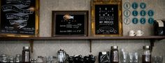 Purple Door Coffee located at 2962 Welton Street in Denver #coffee