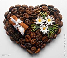 Магниты кофейные. Делать их одно удовольствие! Вот только с магнитами вечная…