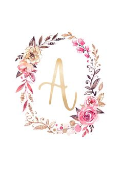 Today we have something really special for you, FREE Printable Glitter & Glam Monogram Art Prints. They are perfect for so many thing! The come in & size but they can be resized so you can use these Letters for Place Card Settings, Framed Art Work … Monogram Wallpaper, Alphabet Wallpaper, Cute Wallpapers, Wallpaper Backgrounds, Iphone Wallpaper, Trendy Wallpaper, Floral Letters, Motif Floral, Instagram Highlight Icons