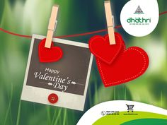 Wishing you a day with lots of love and wonderful moments!  Happy Valentine's Day!!!  #Dhathri #ValentinesDayWishes
