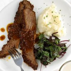 Oven Barbecued Brisket Recipe This is a wonderful and easy recipe !