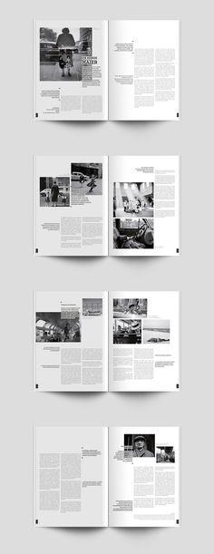 Consultez ce projet @Behance: \u201c-EDITION-MISE EN PAGE-MAGAZINE-VIVIAN MAIER-\u201d https://www.behance.net/gallery/44328171/-EDITION-MISE-EN-PAGE-MAGAZINE-VIVIAN-MAIER-
