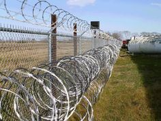 29 best razor wire images on Pinterest | Concertina wire, Barbed ...