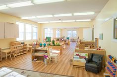 "In the Montessori classroom, the goal is to guide, nurture and support the development of the full human potential. This is accomplished by offering an environment that provides for children's inner needs, to fulfill their highest potential and to develop stable, integrated personalities. One of the goals is the ""normalization"" of the children in the..."