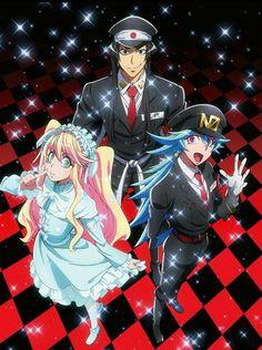 Yamato, Seitarou et Hitoshi