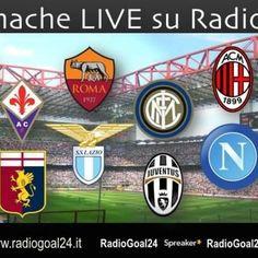 Radiocronacain diretta di Napoli-Sampdoria Radiogoal24 vi offre in diretta tutte le radiocronache della serie a. tutti i campi collegati con noi. Seguite Napoli-Fiorentina con noi.