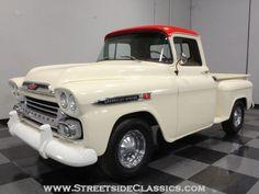 1959 Chevrolet Apache Truck