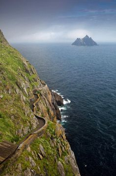 Skellig Michael, one of the most enchanting places on Earth | UNESCO Heritage site