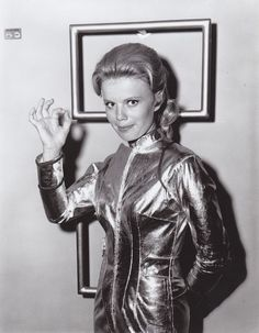 "Irwin Allen's ""Lost in Space"" Marta Kristen Space Tv Series, Space Tv Shows, Sci Fi Tv Shows, Old Tv Shows, Classic Series, Classic Tv, Lost In Space Cast, Marta Kristen, The Time Tunnel"