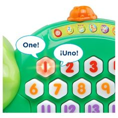 VTech ct & Learn Turtle, Baby and Toddler Learning Toys Baby Learning Toys, Learning Toys For Toddlers, Toddler Learning, Turtle Baby, Count, Action, Kids, Products, Young Children
