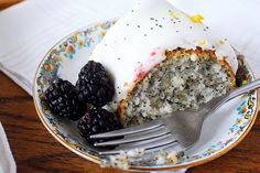 These make me very poppy!! LNP  Lemon and poppy seed cake gets a fancy makeover in a bundt pan.