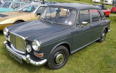 1966 Vanden Plas Princess 1100 - Arriving in my driveway in less that 30 minutes!