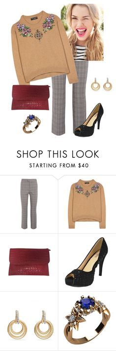 """""""Fall Chic"""" by chicastic on Polyvore featuring Étoile Isabel Marant, Dolce&Gabbana and David Yurman"""