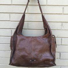 Frye Artisan Hobo Beautiful slate colored Frye bag. Gently used. Frye Bags Hobos