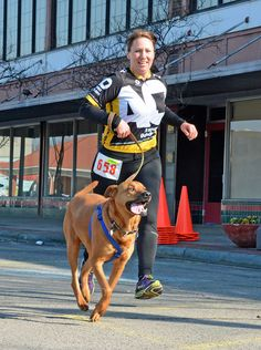 Chase Race and Paws 1 Mile