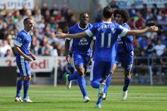 Swansea 0 v Everton 3