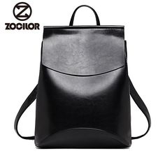 Cheap fashion leather backpack, Buy Quality leather backpack directly from China leather fashion backpack Suppliers: Fashion Women Backpack High Quality Youth Leather Backpacks for Teenage Girls Female School Shoulder Bag Bagpack mochila Shoulder Backpack, Backpack Purse, Leather Shoulder Bag, Fashion Backpack, Backpack Handbags, Black Backpack, Travel Backpack, Shoulder Straps, Preppy Backpack