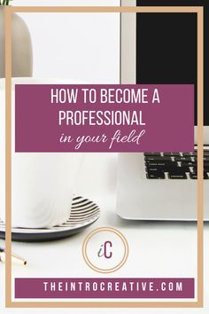 Before establishing yourself as a professional to others, you must establish yourself as a professional, period: https://theintrocreative.com/blog/how-to-become-professional-in-your-field