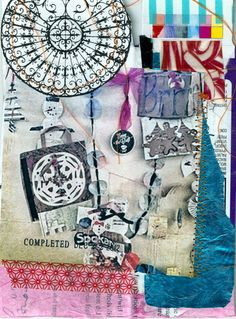 mail art by mad madge