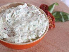 26 Dip Recipes: Cheese, Spinach, Bean and More! - Mediterranean Feta Dip recipe