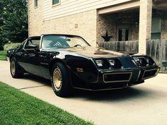 1980 Pontiac Trans Am Turbo SE