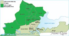 awesome Lagos Map Tourist Attractions