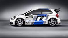 2013 volkswagen polo wrc  widescreen retina imac