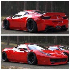 Ferrari 458 Widebody