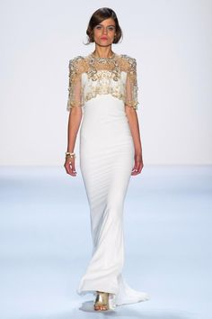 11 - The Cut Spring 2014 RTW Badgley Mischka Collection
