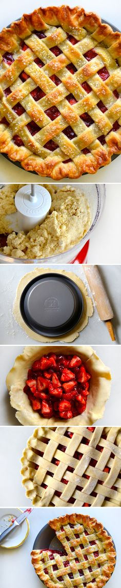 10 Tips for Perfect Homemade Pies #recipe...wish I would have seen this yest when I made my cherry pie! haha