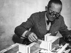Like It Or Not, Architect Le Corbusier's Urban Designs Are Everywhere - According to biographer Anthony Flint, Le Corbusier once proposed razing Paris' historic Marais neighborhood in order to give the dilapidated district a fresh start.