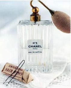 "vintage perfume - Chanel #5 was and still is my favorite perfume.  When a teenager I could only avoid the so called 'toilet water"" but got the real perfume in later years.  Nana"
