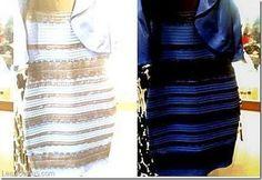 Enigma del vestido azul o blanco
