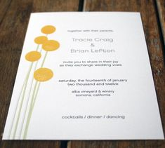Billy Balls - Decorate with Billy Buttons, Craspedia | Emmaline Bride™
