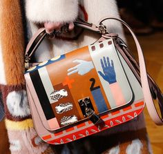Some Good News: Valentino's Fall 2017 Runway Bags are Terrific
