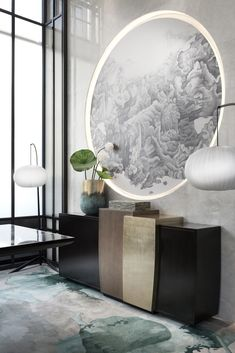 Stay tuned for amazing chinese interior design ideas. Minimalist Interior, Modern Interior Design, Cabinet Furniture, Furniture Design, Tons Clairs, Zen Interiors, Room Deco, Chinese Interior, Design Blog