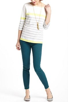 AG Stevie Ankle Color - Anthropologie.com I am beyond excited about fall clothing!