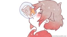 RWBY and Ponyo crossover with Penny and Ruby Rwby Anime, Rwby Fanart, Rwby Penny, Red Like Roses, White Roses, Sea Monkeys, Rwby Memes, Rwby Comic, Rwby Ships
