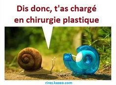 la plastique escargot