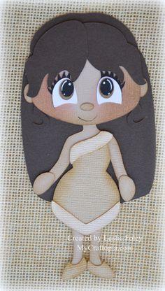 Disney princesa Pocahontas Premade Scrapbooking por MyCraftopia