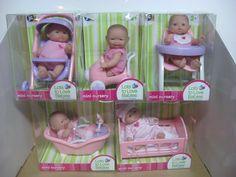 "Miniature Berenguer 5""Set Baby Dolls Collectable 4 Reborn Play Nursery Clothes   eBay"