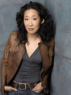 Sandra Oh or other wise known as Cristina Yang
